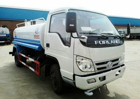 福田5吨洒水车(可不上户)